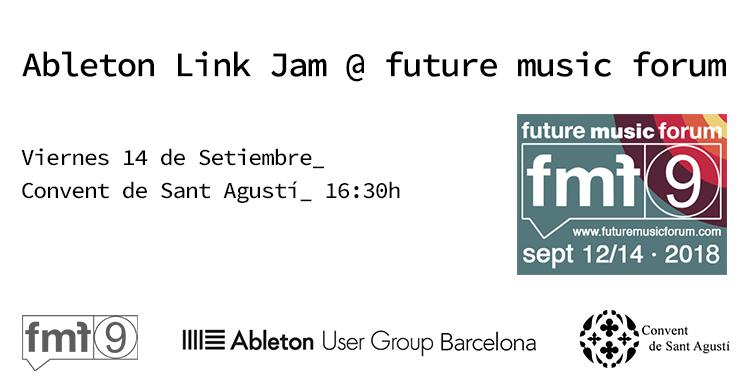 Ableton Link Jam - fmf 2018