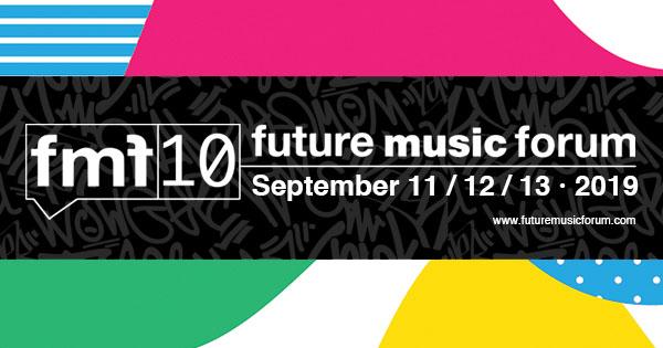 Future Music Forum 2019 – An annual international music